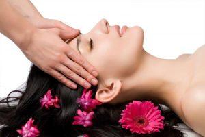 Классический массаж лица: фото